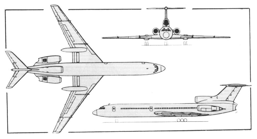 Tupolev Tu-154 height=244