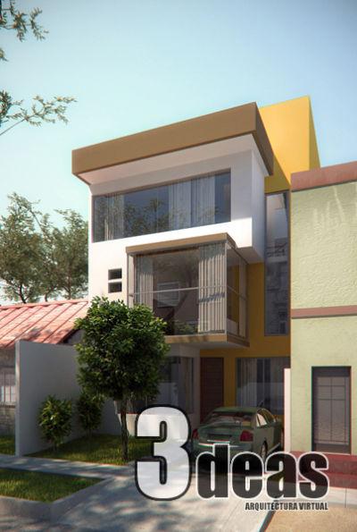 3deas arquitectura virtual exteriores for Arquitectura virtual