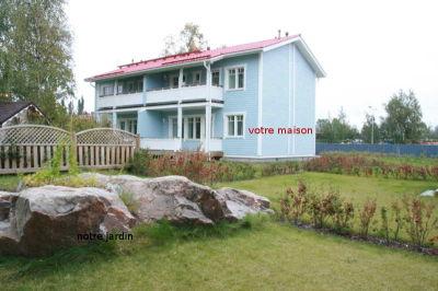 3 bougnats en finlande le depart for Appart hotel cachan