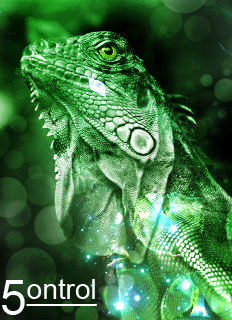 Reptil Avatar - mi nuevo avatar Iguana