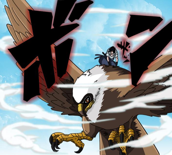 Invasão do Shukaku Halcon