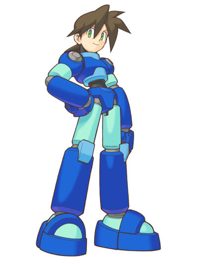 The Character Roster Discussion - Page 2 Megaman_volnutt2