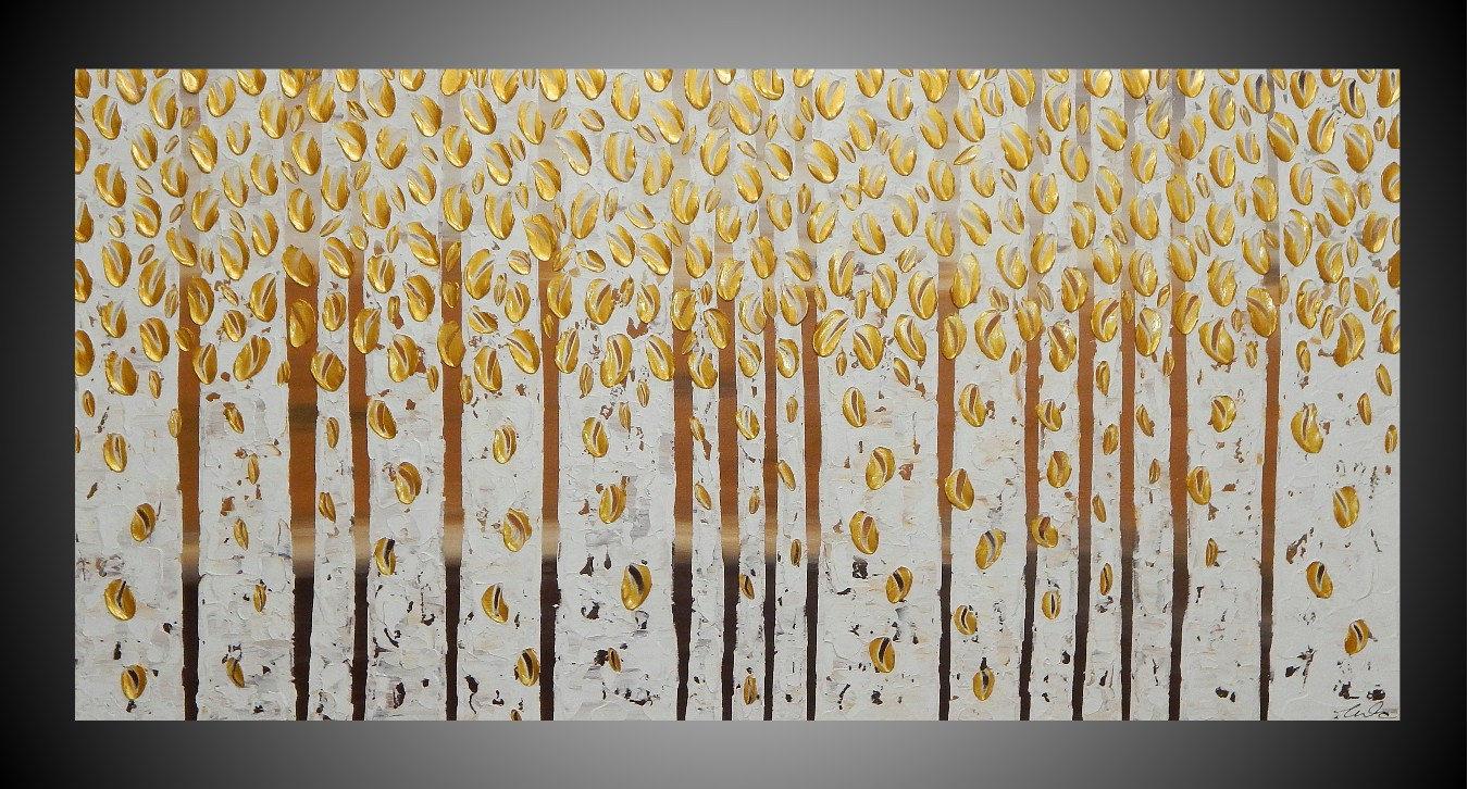acrylbilder wand dekoration wandbilder birken baum wald. Black Bedroom Furniture Sets. Home Design Ideas