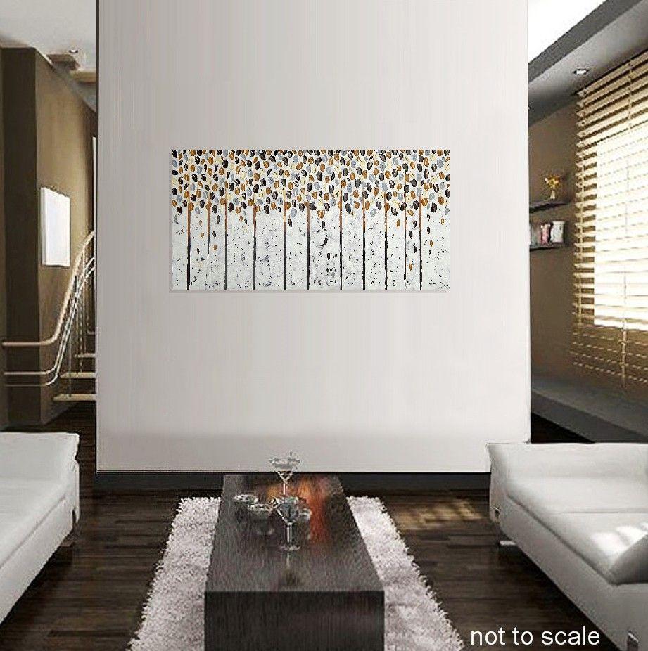 Wand Grau Weiß