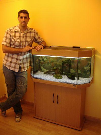 El acuario en mi casa daniel s nchez bautista for Cria de peces en casa