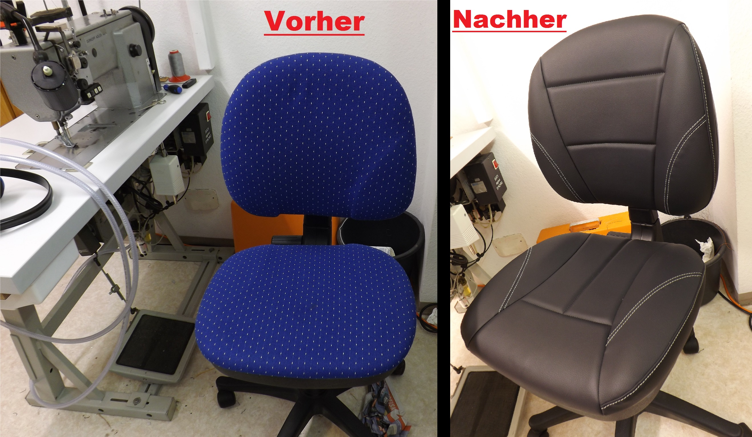 polsterei polsterwerkstatt horb stuttgart leonberg motorradsitzbank und rollersitze oder. Black Bedroom Furniture Sets. Home Design Ideas