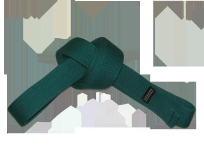Cinturón De Aikido