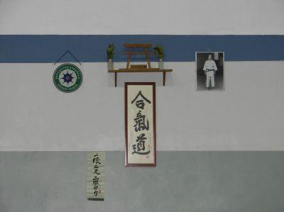 Aikido tomiki shidokan spain honbu dojo for Polideportivo ciudad jardin