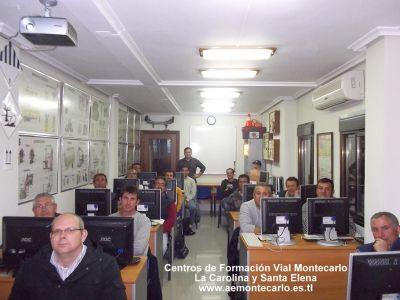 CAP2 CFV Montecarlo La Carolina Abril de 2012