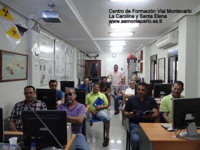 CAP CFV Montecarlo La Carolina junio de 2012