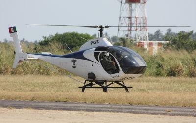 Helicoptero Schweizer 333 Schweizer S-333 Xc-lkd
