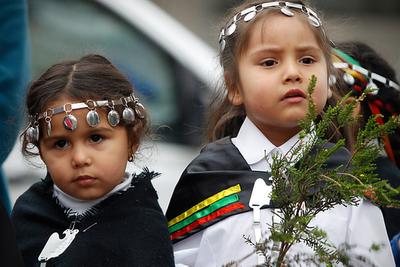 Chile: Niños mapuches, Suprema  acoge  recurso por violación de derechos  humano.