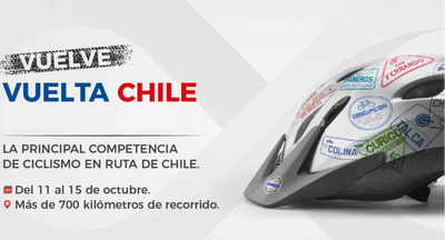 Chile: La vuelta a Chile, está de  regreso.
