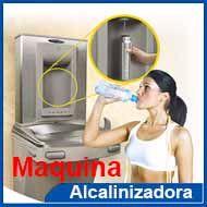 aparatos para alcalinizar el agua