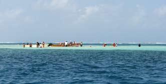 Islas de san blas panama atractivos for Piscina de san blas