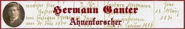 Meine Vorfahren kommen, soweit mir bekannt  aus Schietingen, Familie Luz und Familie  Ganter aus Tannheim/Villingen oder Wolterdingen/Donaueschingen.