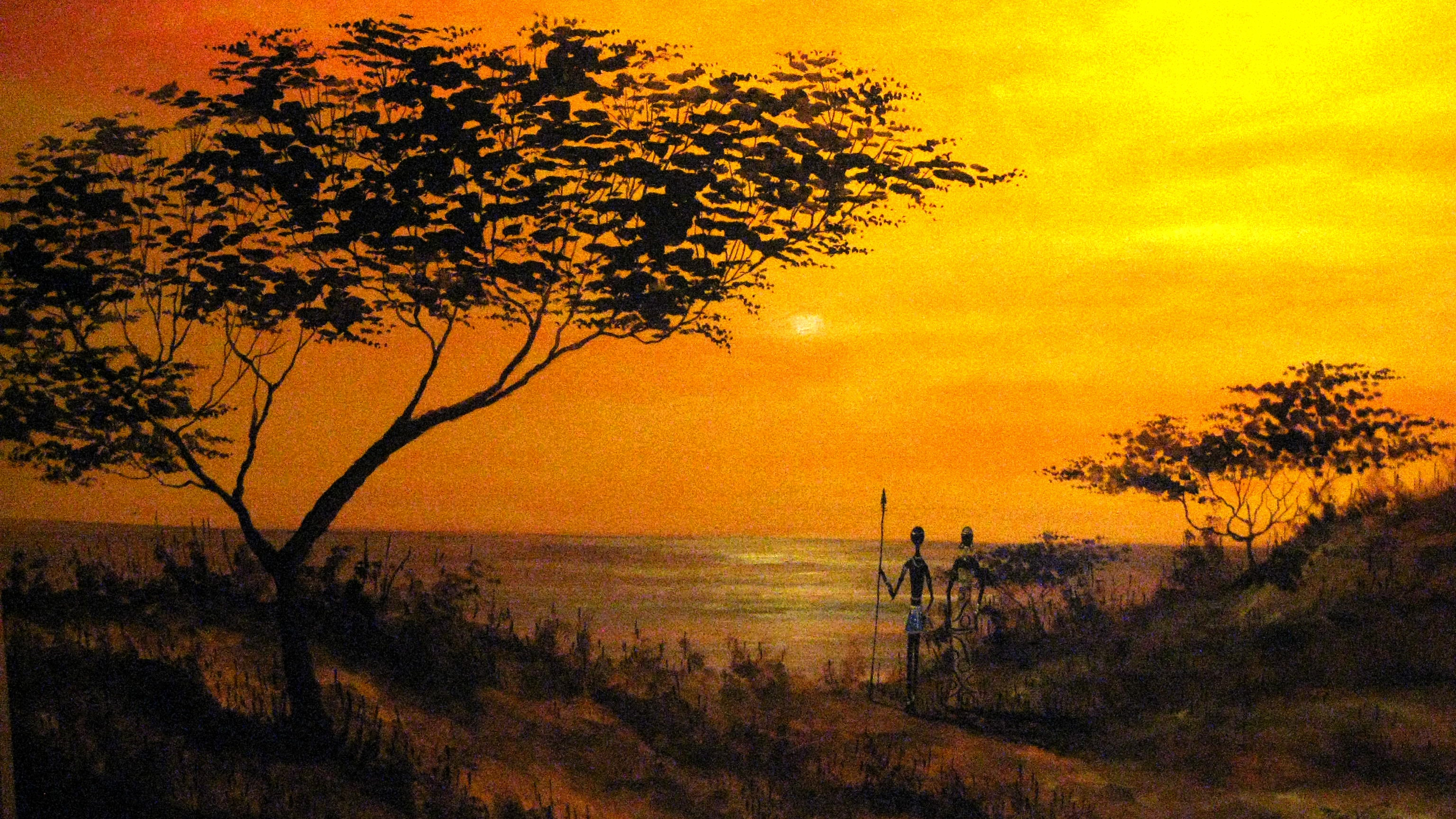 sitio web africano paseo