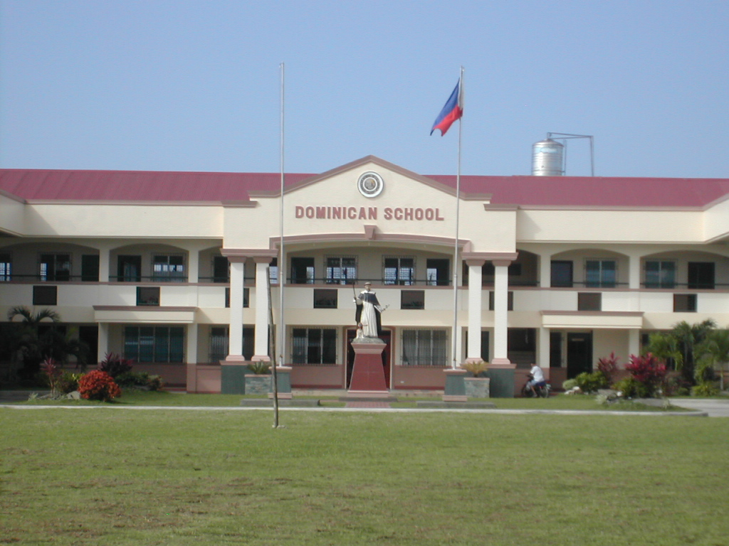 Calabanga Philippines  city images : Dominican School of Calabanga History