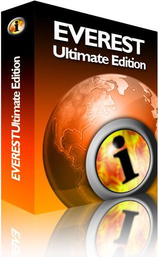 Everest Ultimate Edition, sucesor del famoso AIDA32, es una herramienta de información del sistema y monitorización, que proporciona una completísima información tanto del hardware como del software