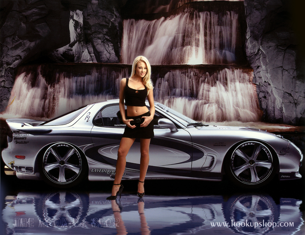 wallpaper cars girls Sexy hd and