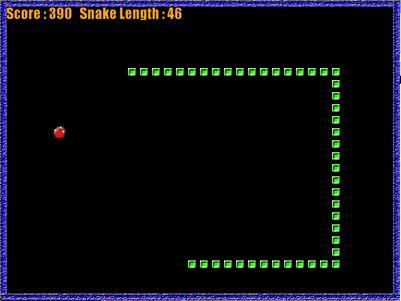 Lojra Online Original Snake Game