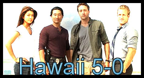 Hawaii Five-O Cast