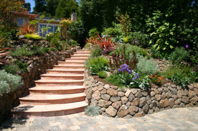Peyzaj planlama park ve bahçe düzenleme işleri