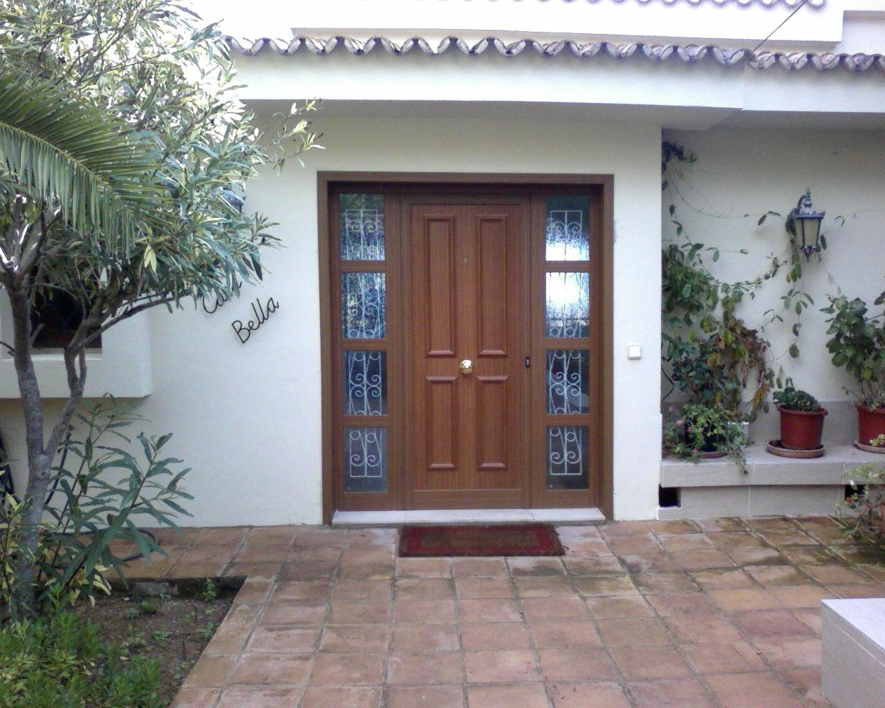 Inicio puertas y ventanas de madera en puerto rico la for Puertas de madera interiores