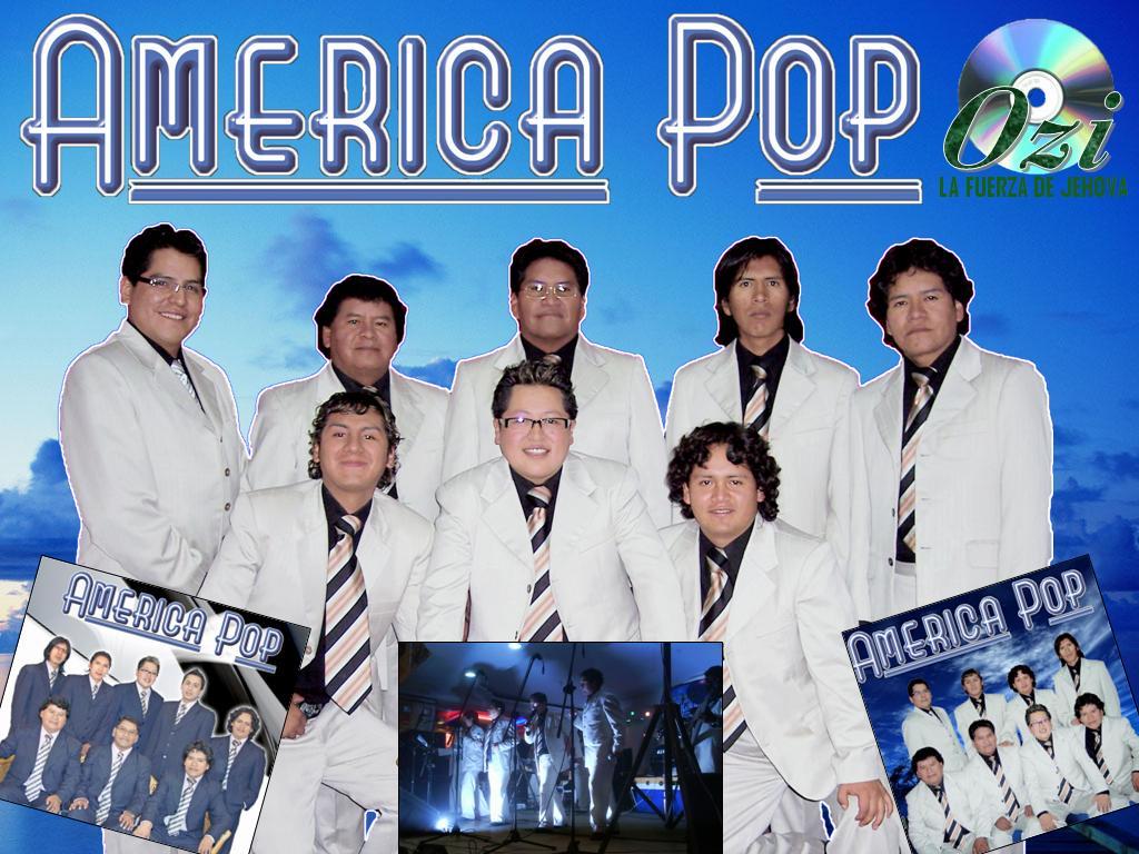 Letra de America Pop