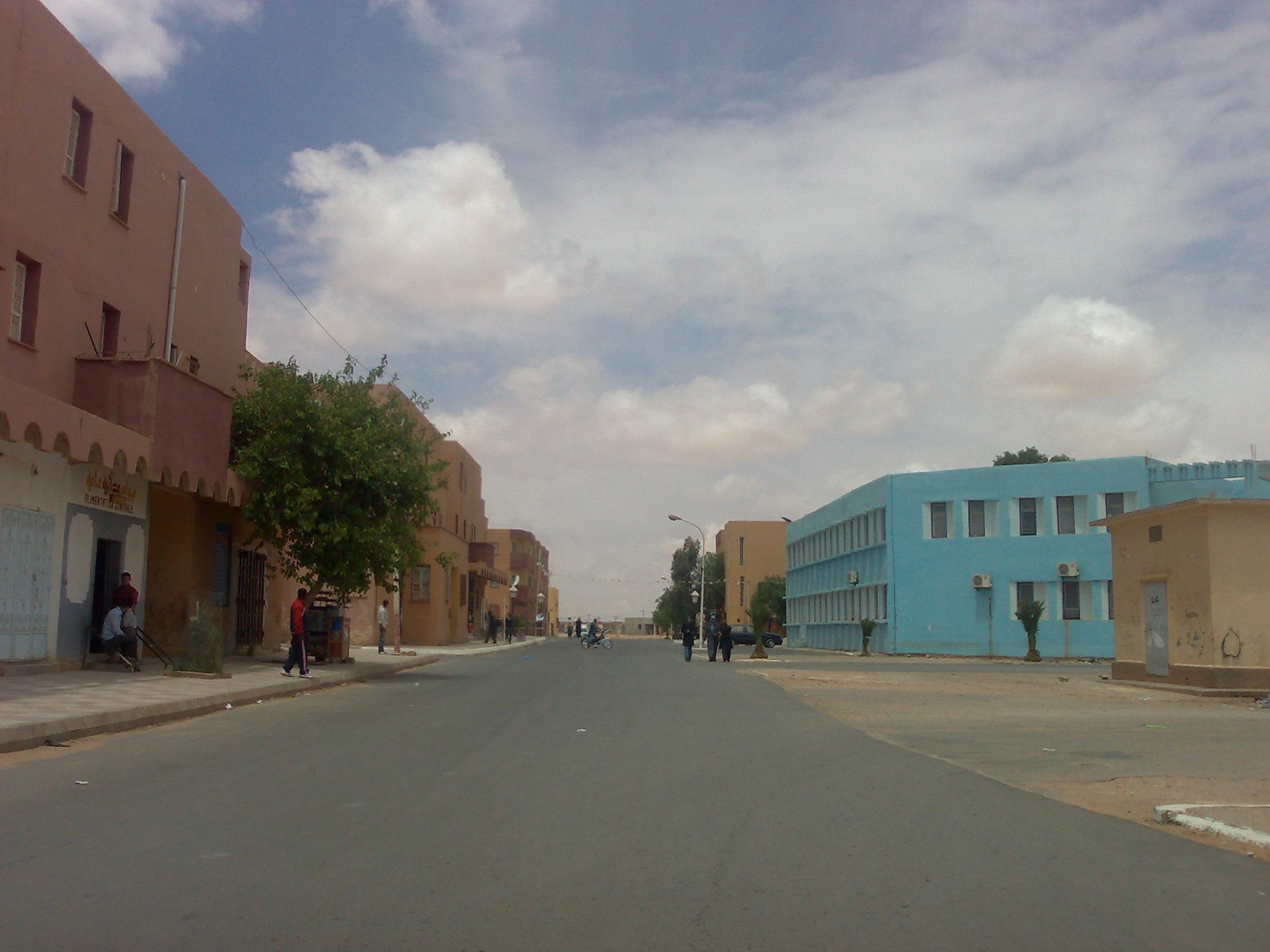 ولاية النعامة