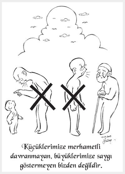 Islami karikatürler