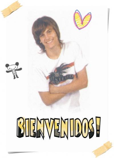 Esta es una página dedicada a Andrés Gil, gracias por visitarla!