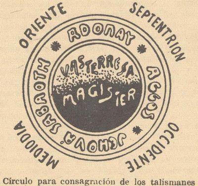 Libro de san cipriano grimorio completo for Conjuros de salomon