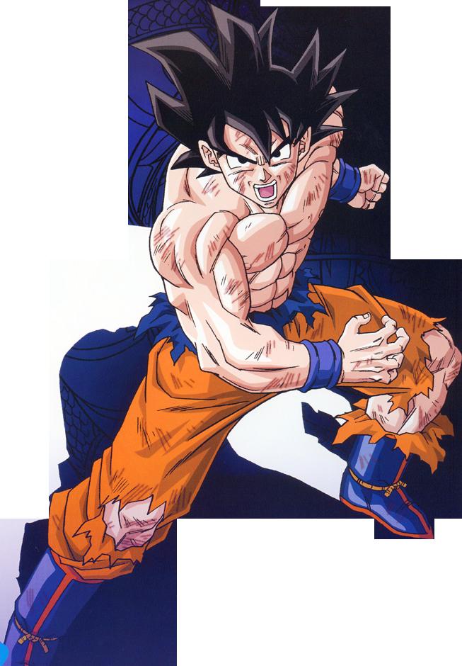 Goku vs Vegeta Goku1fb6