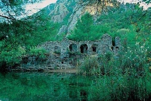 Olympos Antalya Turkey