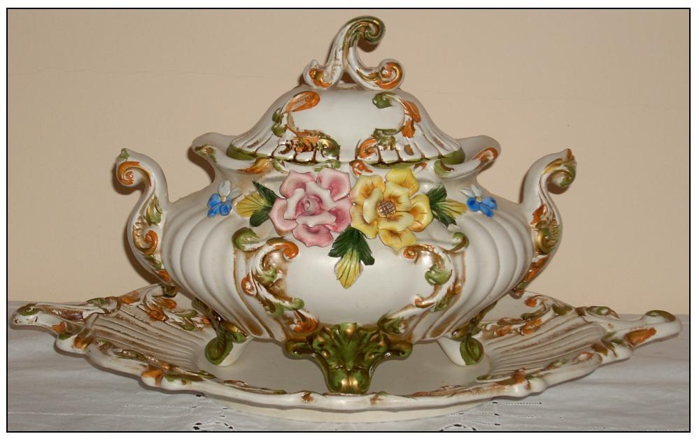 Antichit ed altro oggetti di capodimonte for Vasi capodimonte