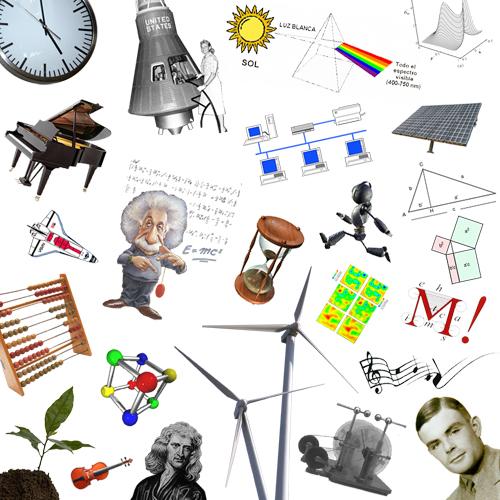 el objeto de estudio de la fisica: