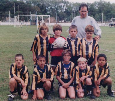 Arenaza Deportes En El Recuerdo Escuelita De Futbol