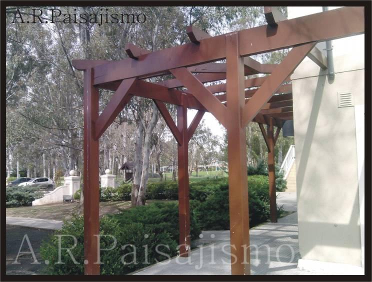 El aviso ha expirado 1644686521 precio d argentina - Pergolas de bambu ...