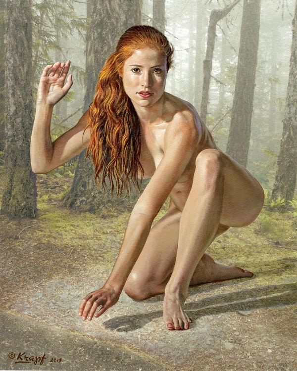 naked lesbian strapon gif