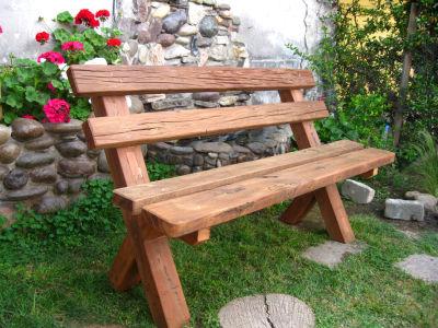 Arte en maderas esca os de jardin for Antorchas para jardin precio