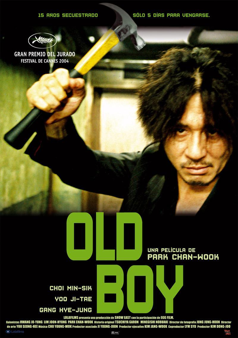 Oldboy – ihtiyar Delikanlı – 2003 – Güney Kore – Türkçe Dublaj izle