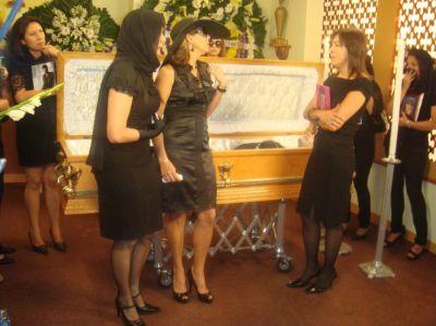 el falso entierro de pachencho (: