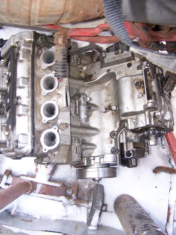 Vand motor gsx6r