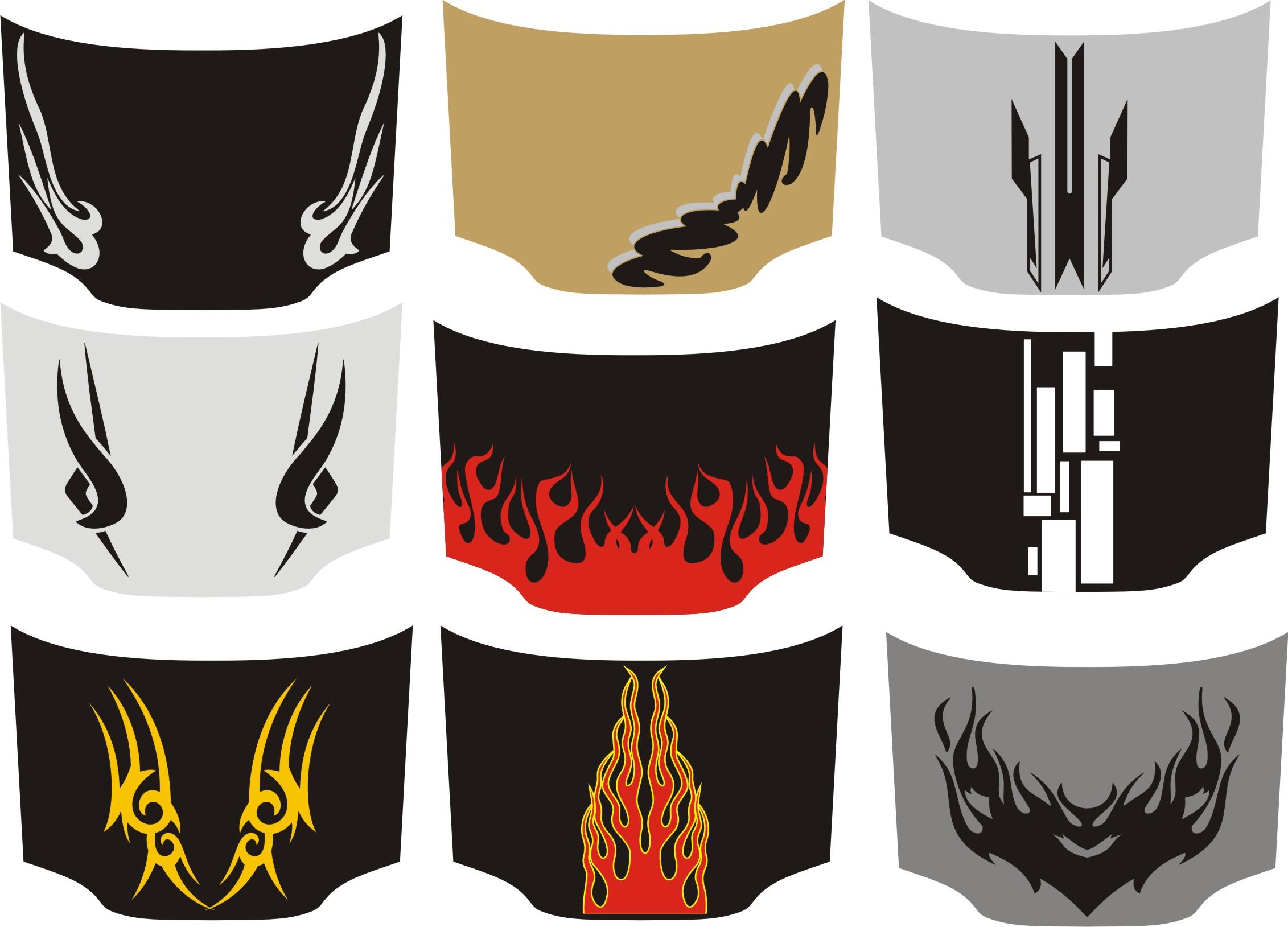 AUTOMASH - Stickers Varios