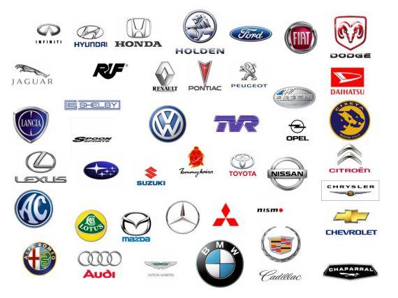 Logos y nombres de carros - Imagui