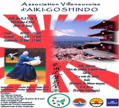 Association villeneuvoise d 39 aiki goshindo infos utiles for Garage renault vertus