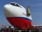Il-96-400T en colores de Atlant-Soyuz