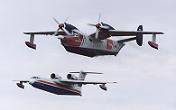 Be-200 y Be-12P-200