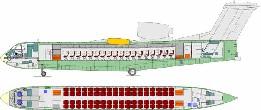 Be-200CHS de pasajeros